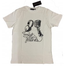 Trendy Cotton Casual Half Sleeve Printed T-Shirt for Men